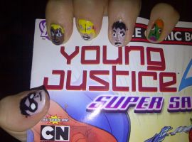 Young Justice by Hamano-Chiaki