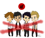 5 Seconds Of Summer by nessaaa95