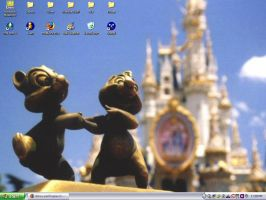 Chip and Dale Screenshot by ALittleOffKilter