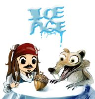 Ice Age by amoykid