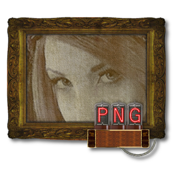 Steampunk Victorian PNG File Icon Mk2 by pendragon1966