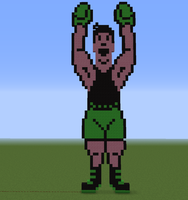 Little Mac by UKD-DAWG