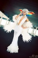 Ragyo - Kill la kill cosplay - Killer Style by the-mirror-melts