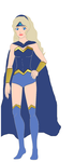 Minerva (Wonder Woman OC/Young Justice Version) by SailorTrekkie92