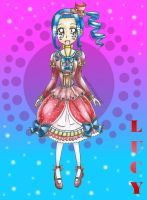 AT: Lolita Levy by MikiArtSpadeMagic