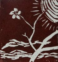 Woodblock Print by Artlover20111