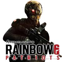 Rainbow Six Patriots  Dock Icon by Rich246