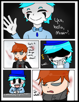 That Dumb Comic: Page 3 by Jayroro