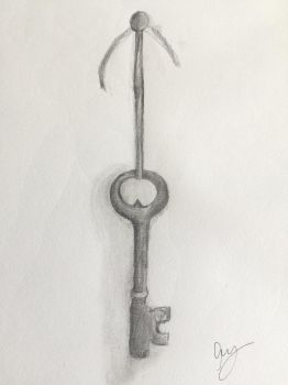 Key by DrawingLover626