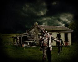 ZOMBIES by Narhwhal