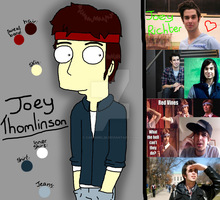 Joey Thomlinson! by CardiGirl28
