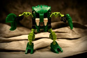 Bionicle by Coltography