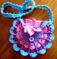 Little Peacock Bag by Craftcove