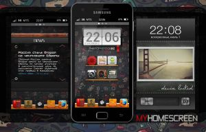 Myhomescreen by Digga1