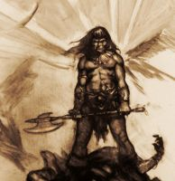 conan the barbarian by bran55