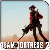 Team Fortress 2 by griddark