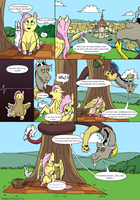 MLP 'On the day of Hearts and Hooves' pg 3 ENG by TheSpectral-Wolf