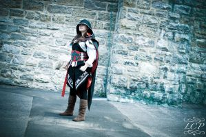 Assassins Creed 2 - Ezio Fem by LiquidCocaine-Photos