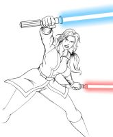 Revan sketch 1 by JosephB222