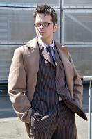 10th Doctor Who Cosplay (2) by masimage