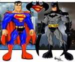 Worlds Finest by TonyForever