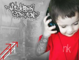 Never too young by noizkrew