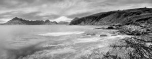 Elgol in Winter by RevelationSpace