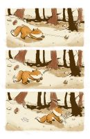 The Fox - Page 1 by lookhappy