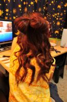 Another one of the hairstyles I do by Paullinemarie05
