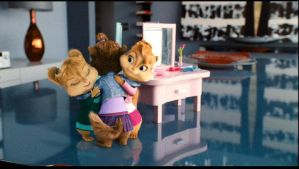 Chipettes 4 by AllisonNTheChipettes