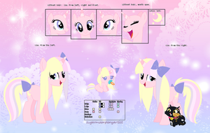 Sugar Moon ref (update) by SugarMoonPonyArtist