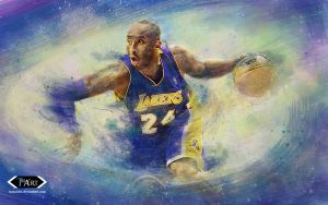 Kobe Bryant Written in the Stars Wallpaper by tmaclabi