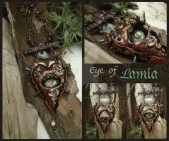 Eye of Lamia by luthien27
