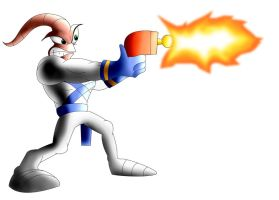 Earthworm Jim by footman
