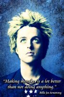 Making mistakes...Billie Joe Armstrong by Sixxer36-Punk