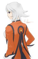 Tales of Favorite: Raine Sage (Symphonia) by Kenny-Artist