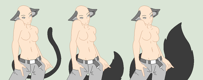 Base Fix - Jeans And Tails by Shadow-Bases