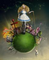 Alice in Blunderland by nina-Y
