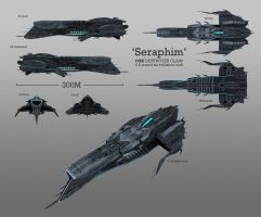 ORE Seraphim by lobaud