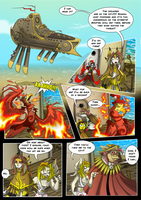 Ampere The Ordeal Page 21 by Retromissile