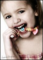 Candy Necklace by TimelessImages
