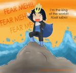King of the world? by sylvia65charm
