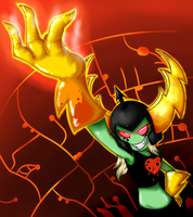Lord Dominator by TJWeave
