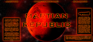 The Republic of Mars by GTD-Orion