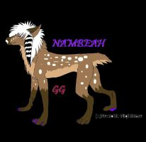 Nambeah SOLD by galianogangster
