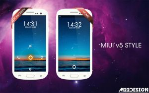 MIUI V5 style by marcarnal