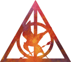Mockingjay-DeathlyHallows-PNG by itsAniitaMellark