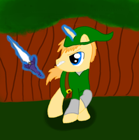 The Legend of Zelda - Ponified by Dragonsong3