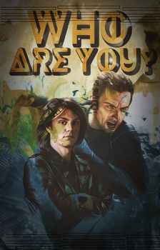 [BOOK-COVER] WHO-ARE-YOU by julie0311