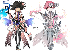 Magical Boy Adopts [Sample] by TwigPrince